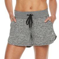 Women's Tek Gear® Dolphin Hem Drawstring Shorts