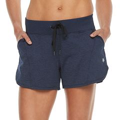 Women's Tek Gear® Dolphin Hem Drawstring Shorts