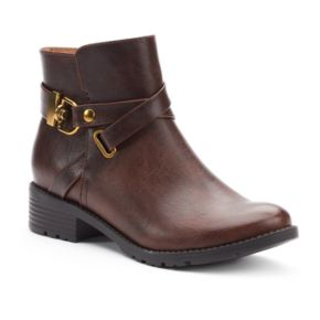 Croft & Barrow® Aimee Women's Ortholite Ankle Boots