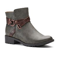 Croft & Barrow® Aimee Women's Ortholite Ankle Boots