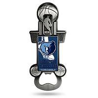 Memphis Grizzlies Party Starter Bottle Opener Magnet