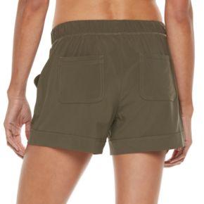 Women's Tek Gear® Woven Beach Shorts