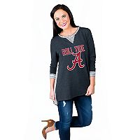 Women's Gameday Couture Alabama Crimson Tide Back Panel Oversized Tunic