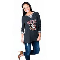 Women's Gameday Couture Florida State Seminoles Back Panel Oversized Tunic