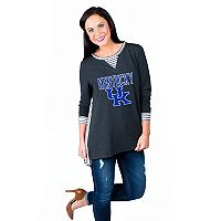Women's Gameday Couture Kentucky Wildcats Back Panel Oversized Tunic