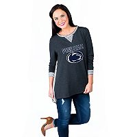 Women's Gameday Couture Penn State Nittany Lions Back Panel Oversized Tunic