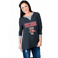 Women's Gameday Couture Wisconsin Badgers Back-Panel Tunic