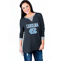 Women's Gameday Couture North Carolina Tar Heels Back-Panel Tunic