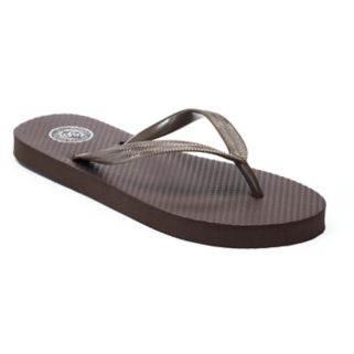 SO® Women's Zori Flip-Flops