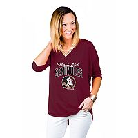 Women's Gameday Couture Florida State Seminoles Team Tee
