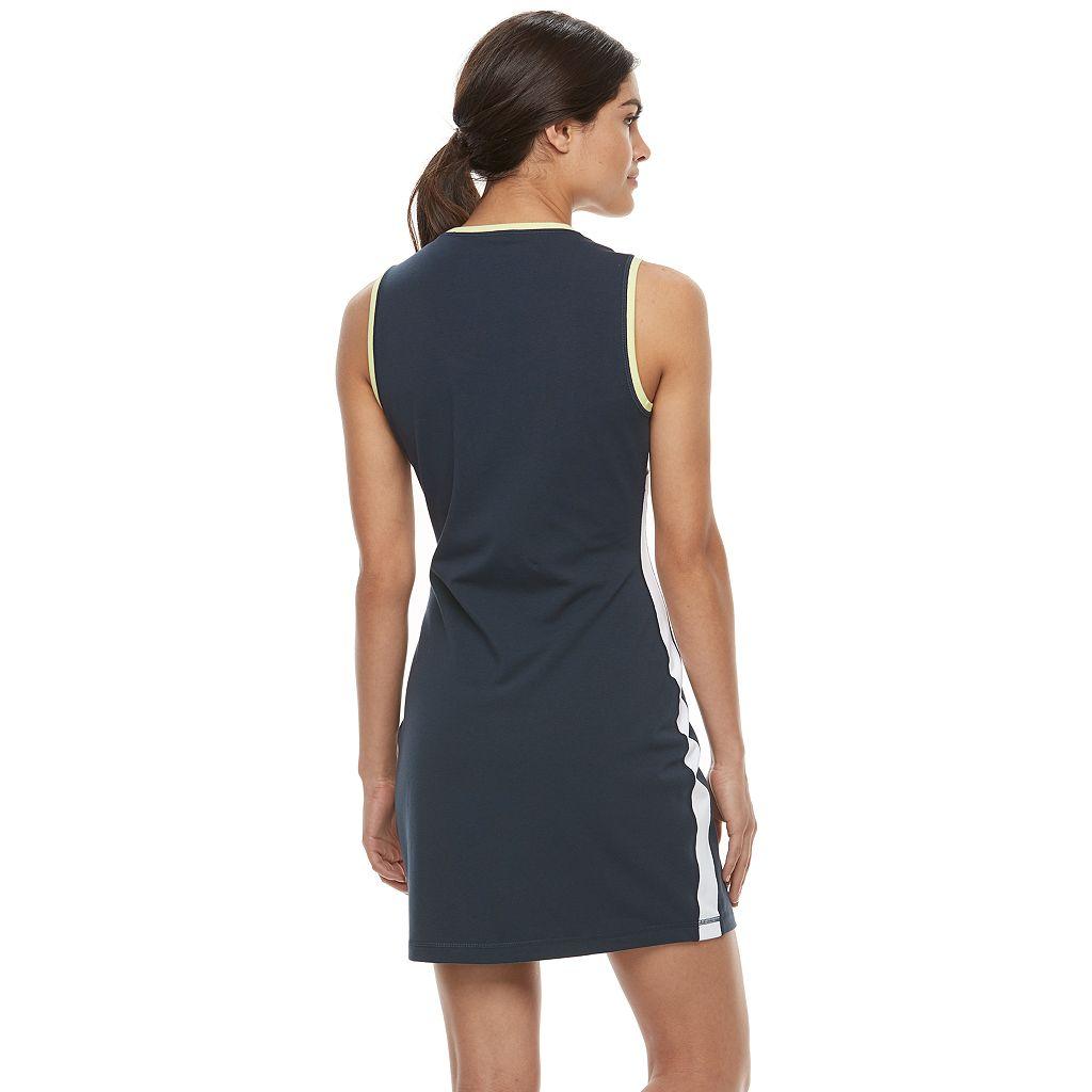 Women's FILA SPORT® Contrast Trim Graphic Dress