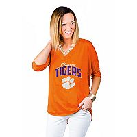 Women's Gameday Couture Clemson Tigers Team Tee