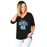 Women's Gameday Couture North Carolina Tar Heels Team Tee