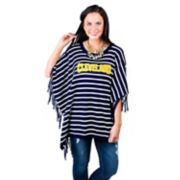 Women's Gameday Couture Cleveland Cavaliers Fringed Poncho