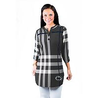Women's Gameday Couture Penn State Nittany Lions Plaid Tunic