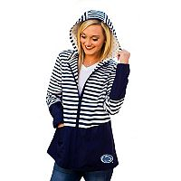 Women's Gameday Couture Penn State Nittany Lions Striped Jacket