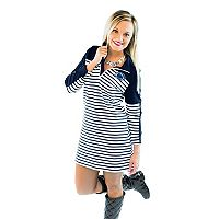 Women's Gameday Couture Penn State Nittany Lions Striped Pullover Dress