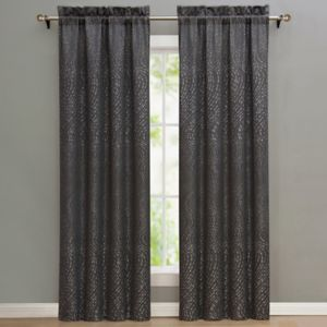 Nikki Chu 2-pack Alyn Curtain