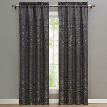 Nikki Chu 2-pack Alyn Window Curtains