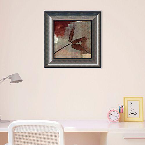 Amanti Art Leaf Gesture II Framed Wall Art