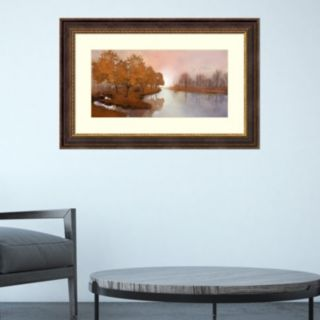 Amanti Art Letting Go Framed Wall Art