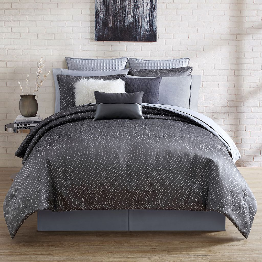 Nikki Chu 4-piece Alyn Comforter Set