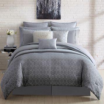 Nikki Chu 4-piece Lyon Comforter Set