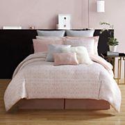 Nikki Chu 4 pc Shira Comforter Set