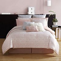 Nikki Chu 4 pc Shira Comforter Set