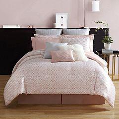 Nikki Chu 4-piece Shira Comforter Set