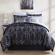 Nikki Chu 4 pc Midnight Comforter Set
