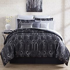 Nikki Chu 4-piece Midnight Comforter Set