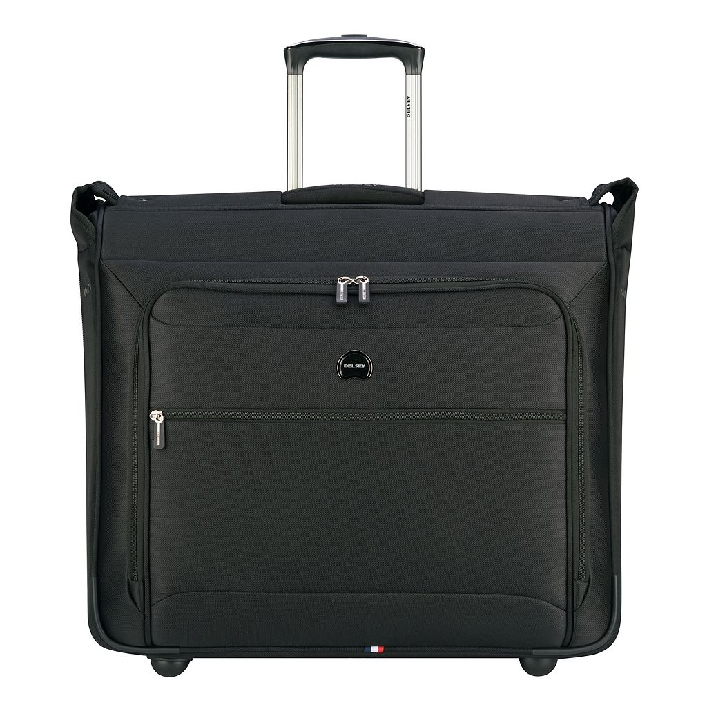 Delsey Air Elite 19-Inch Wheeled Carry-On Luggage