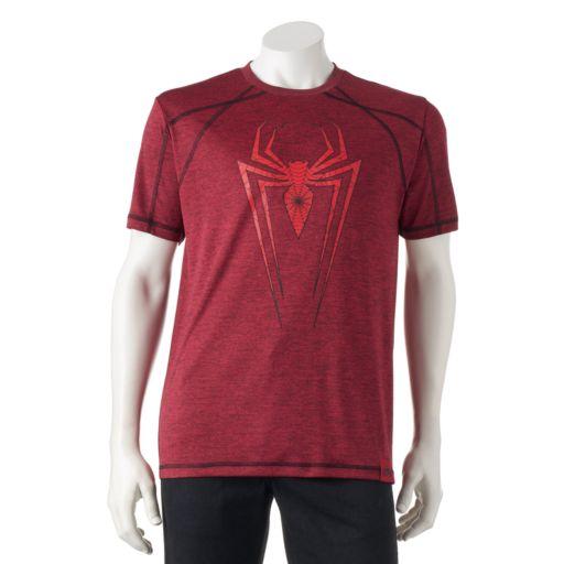 Men's Marvel Hero Elite Spider-Man Pieced Tee