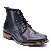 Apt. 9® Bayshore Men's Cap Toe Boots
