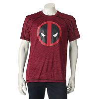 Men's Marvel Hero Elite Deadpool Pieced Tee