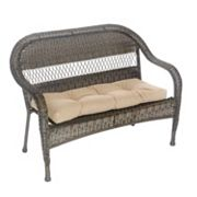 Klear Vu Indoor-Outdoor Patio Bench Cushion