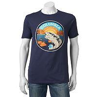 Men's Columbia Fishing Tee