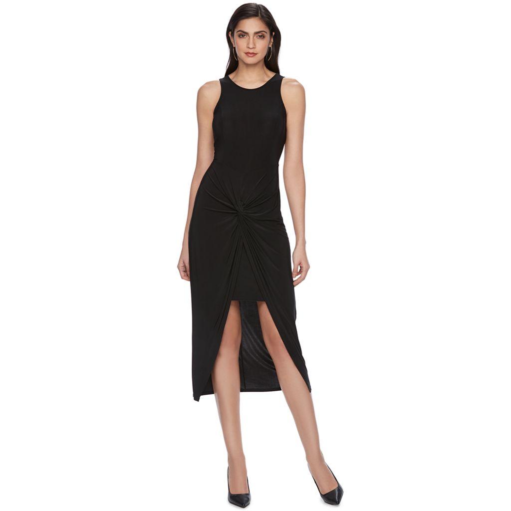 Women's Jennifer Lopez Luxe Essentials High-Low Dress