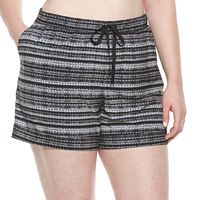 Plus Size Tek Gear® Woven Beach Shorts