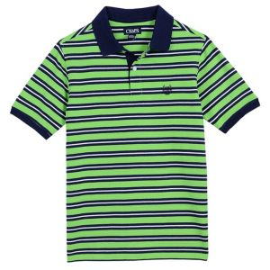 Boys 4-7 Chaps Striped Polo