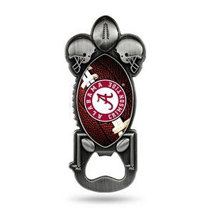 Alabama Crimson Tide Party Starter Bottle Opener Magnet