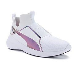 Puma Rebel Mid Swan Women's Sneakers by