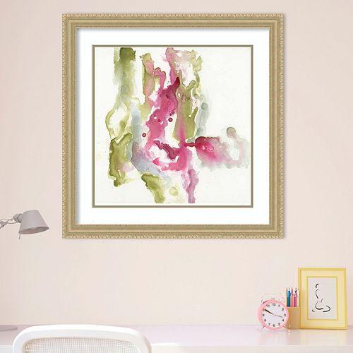 Amanti Art Minimalist Fuchsia I Framed Wall Art