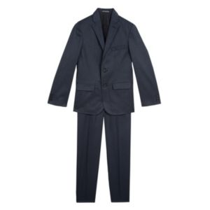 Boys 8-20 Van Heusen Nailhead 2-Piece Suit Set