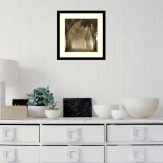 Amanti Art Misty Grove Framed Wall Art