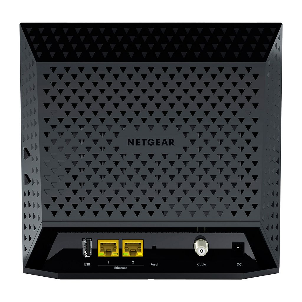 NETGEAR AC1600 WiFi Cable Modem Router