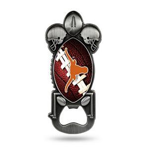 Texas Longhorns Party Starter Bottle Opener Magnet