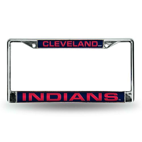 Cleveland Indians License Plate Frame