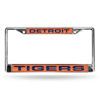 Detroit Tigers License Plate Frame